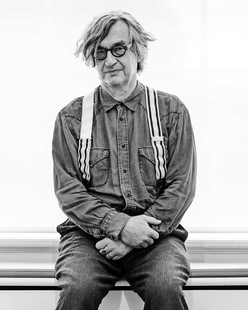 Win Wenders, Filmmaker and photographer