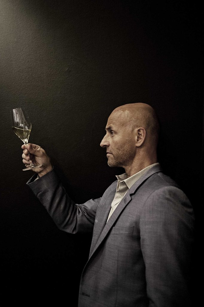 Richard Juhlin, champagne expert and writer